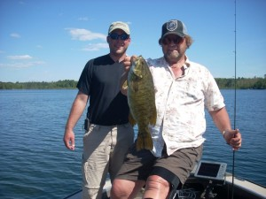 hayward smallmouth guides