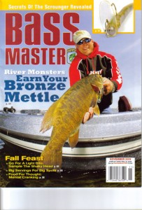 Bass Guides on Chequamegon Bay