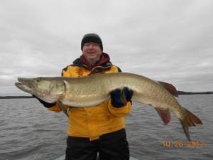Hayward Fishing Guides