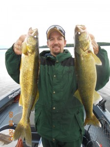 Hayward Walleye Guides