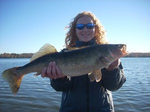 wisconsin walleye fishing