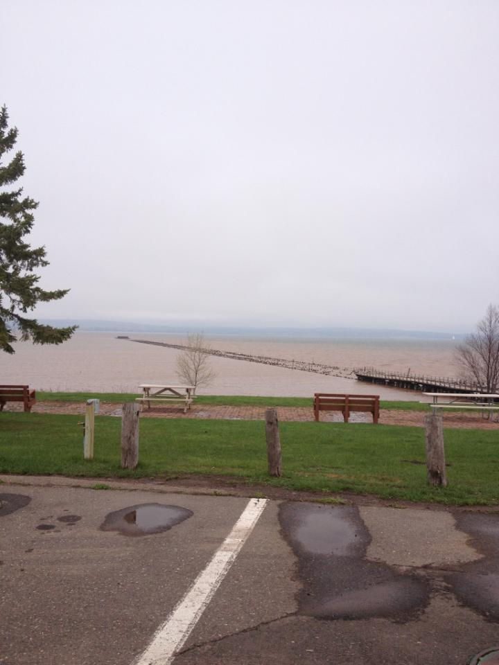 Chequamegon bay wi fishing report for Ashland wi fishing report