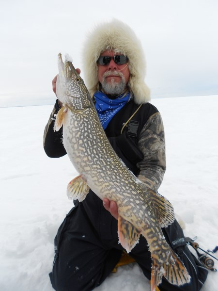 Lake Of The Woods Guided Ice Fishing Packages Ice Fishing