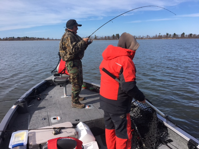 Wisconsin fishing report for Wi fishing report