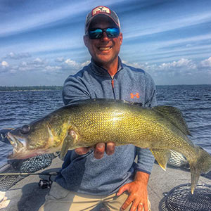 WI Walleye Guides